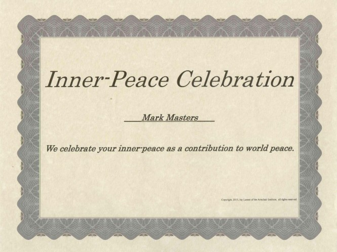 Inner-Peace Ceelebration