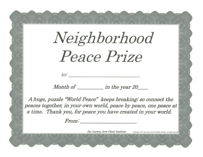 NEIGHBORHOOD PEACE PRIZE-0001