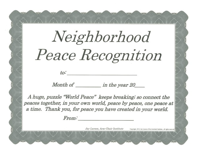 NEIGHBORHOOD PEACE RECOGNITION-0001