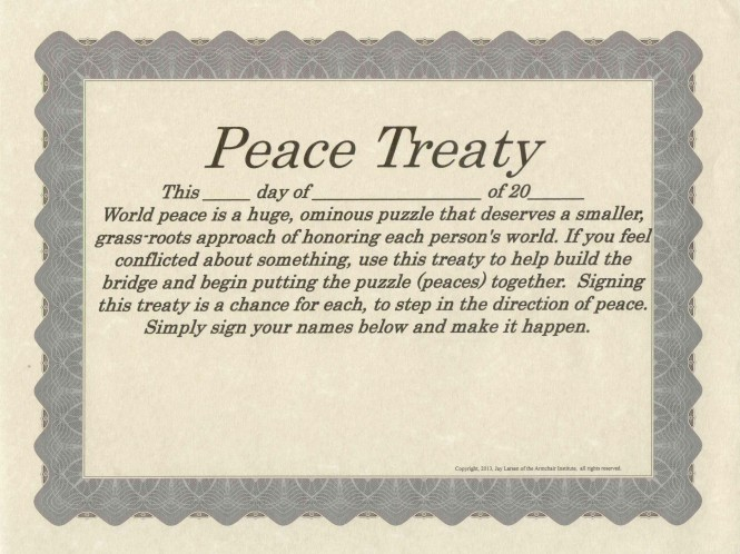 Peace Treaty